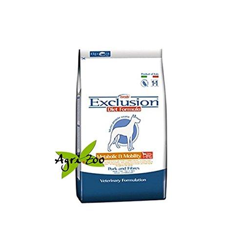 Exclusion Diet Metabolic-Mobility maiale e fibre medium/large 12,5 kg
