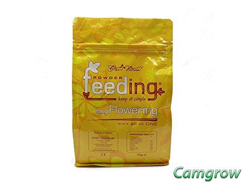 Engrais minéral en poudre Green House Powder Feeding Long Flowering (2,5Kg)