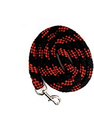 JF de hípica Premium Softra–, Black de Devil Red, One size, FS de 01–02