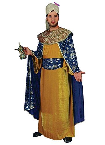 Kostüm König Balthasar Für Erwachsene - Chiber - Heilige DREI Könige Balthasar-Kostüm für Erwachsene