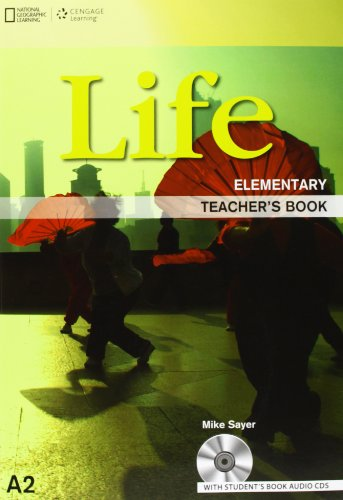 Life - First Edition: Life Elementary: Teacher's Book with Audio CD