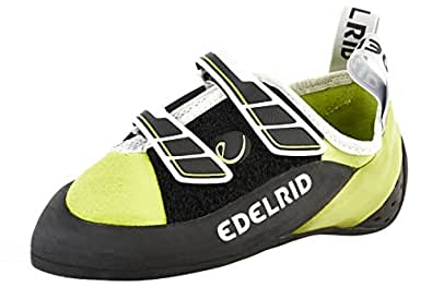 EDELRID Tornado II oasis Size 37,5 2012 climbing shoes