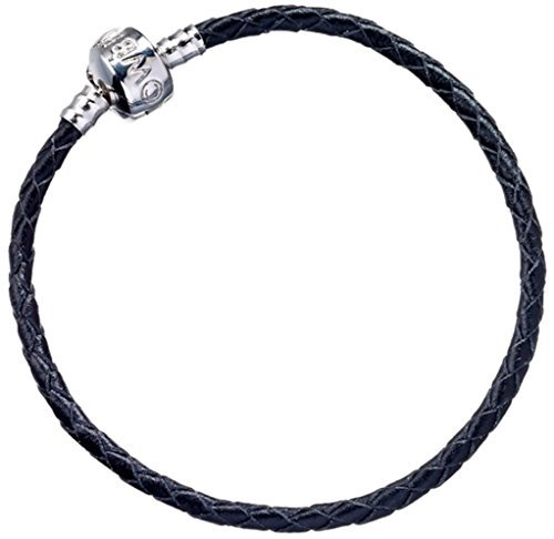 Official-Harry-Potter-Jewellery-Black-Charm-Bracelet-for-Harry-Potter-Slider-Charms