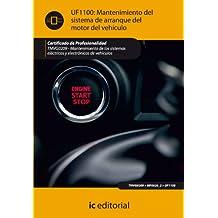 Mantenimiento de redes multiplexadas. TMVG0209 (Spanish Edition)