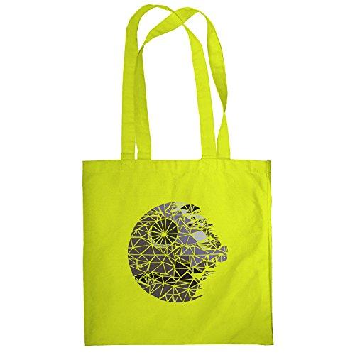 Texlab–Poligono Star–sacchetto di stoffa Gelb