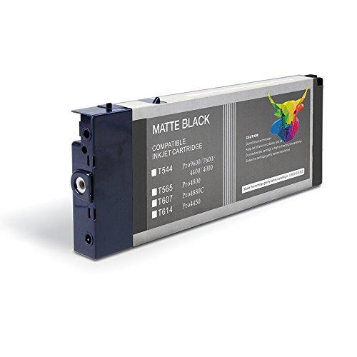 Matte Black, SP4800, 220ml XXL-Patrone für Epson© Stylus Pro; kompatibel mit T5658, gute Qualität / kein OEM