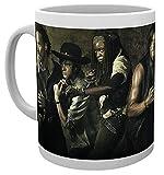 GB Eye Saison 12,7cm The Walking Dead Becher, Mehrfarbig