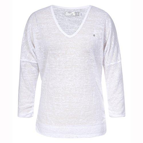 Luhta Damen Pullover HELLEVI Weiß