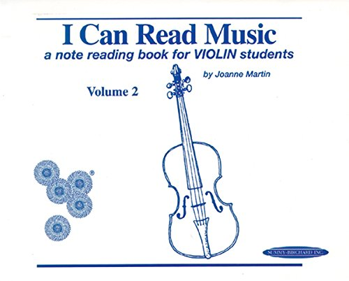 Suzuki I Can Read Music: Volume 2 Violin