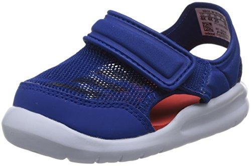 adidas Unisex Baby Fortaswim I Durchgängies Plateau Sandalen, Blau (Collegiate Royal/Collegiate Navy/FTWR White), 22 EU (Adidas Sandalen Blau)