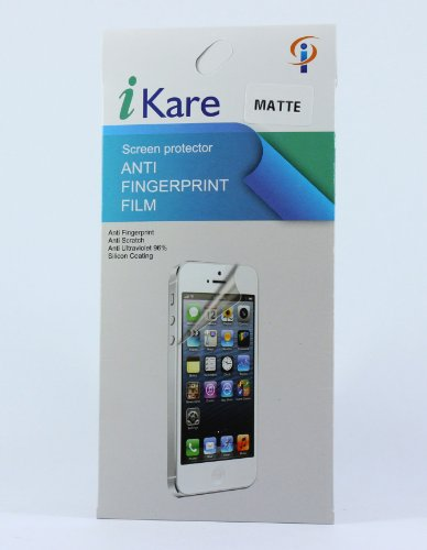 iKare Matte Anti-Glare No Finger Prints Screen Protector Scratch Guard for Micromax Canvas HD A116 + Stylus + DMG Wristband  available at amazon for Rs.99