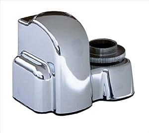 Syst-me EZ Taping AF0630-12 Auto adaptateur du bec de robinet d'eau attachement au chrome brillant
