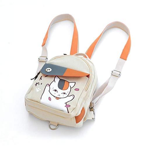 Cartoon Shoulder Stake Men's and Women's Travel Bags Backpacks 26 X 20 X 10Cm -