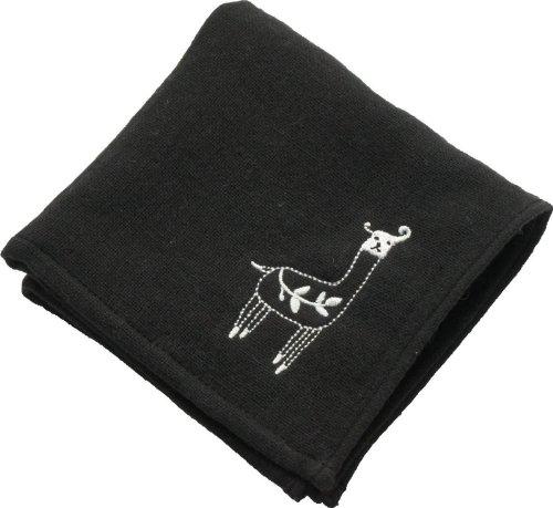 [Imabari] serviette de NoaNoa mouchoir sur c?t? de longueur 25 x 25cm BK (Black) (Japon import / Le paquet et le manuel sont ?crites en japonais)