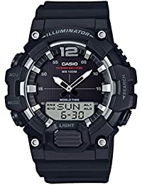 Casio HDC700-1AV Black Resin Japanese Quartz Sport Watch