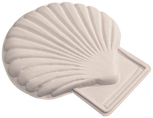 RIDAP2Shell Kissen Nackenpolster für Schale, Weiß, 32x 30x 3cm