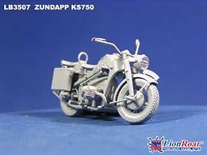 Lion Roar l3507-WWII German Zündapp KS 750(2motercycles)