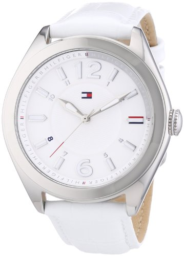 Tommy Hilfiger Women's Watch Casual Sport Analogue Quartz Leather 1781364