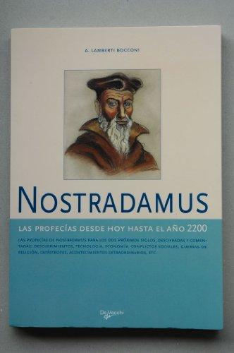 Nostradamus Profecias 2200 Ciencias Ocultas Y Misterios Pdf Download Bevisdarion