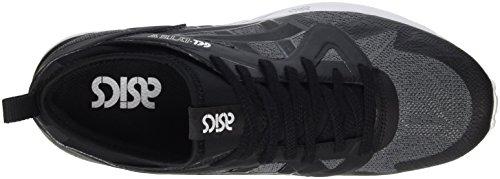 Asics Gel-Lyte V NS, Sneaker Unisex-Adulto Nero (Carbon / Black)