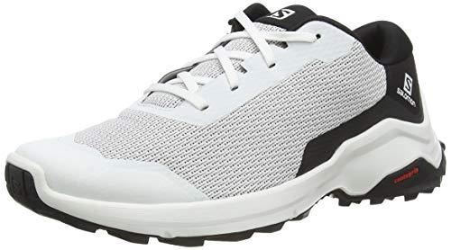 Salomon X Reveal, Zapatillas de Senderismo para Hombre, Blanco White/White/Black, 48 EU