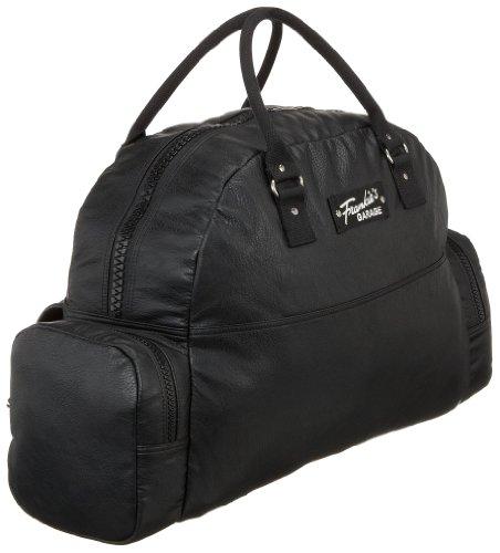 Frankie's Garage Bowling Bag Weekend B20981007-010, Sac à main femme Noir-V.9