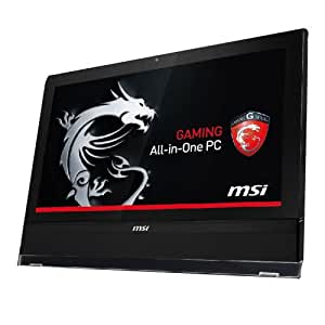 "MSI AG2712-001EU Ordinateur Gaming  Tout-en-Un 27"" (68,58 cm) Tactile Intel Core i7 3,4 GHz 1000 Go 12288 Mo NVIDIA GeForce GTX 670MX 3 Go Windows 8 Noir"