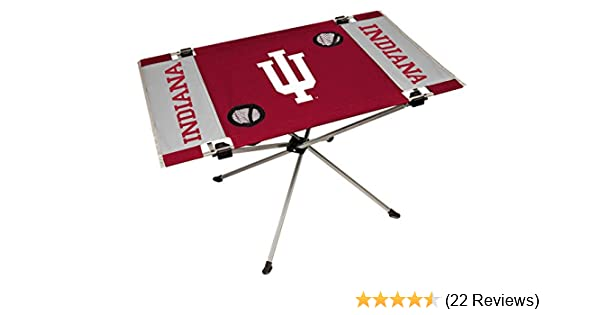 31.5 in x 20.7 in x 19 in Rawlings NCAA Portable Folding Endzone Table