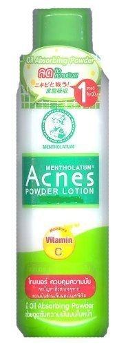 Mentholatum Acnés Mentholatum Acnés Poudre Lotion Toner Contrôle Huile 150 ml