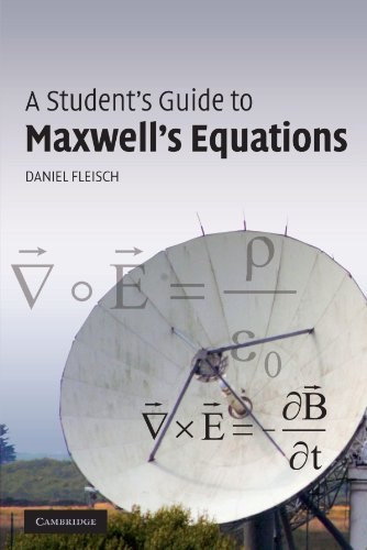 A Student's Guide to Maxwell's Equations Paperback (Student's Guides)