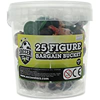SoccerStarz Standard 25 Football Figure Bargain Bucket