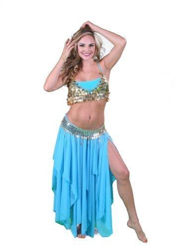 Dance Kostüme Set Bh Gürtel