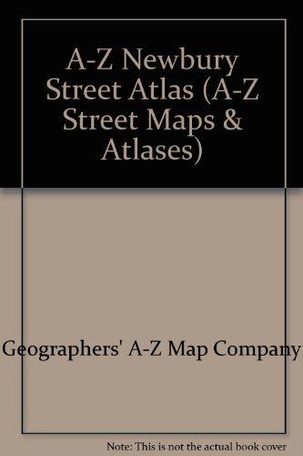 A-Z Newbury Street Atlas (A-Z Street Maps & Atlases)