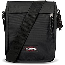 Eastpak EK746008 Bolso Bandolera, Negro, 3.5 litros