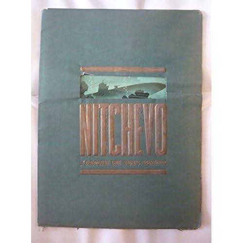 Dossier de presse de Nitchevo, L'agonie du sous-marin (1926) – Film de Jacques de Baroncelli avec Harry Baur, Marcelle Chantal – 24x 32, 14 p (dont 12 p de photos) - Bon état.