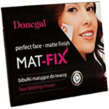 Donegal Face Blotting Tissues Mat-Fix 50 Pcs Mattifying Paper