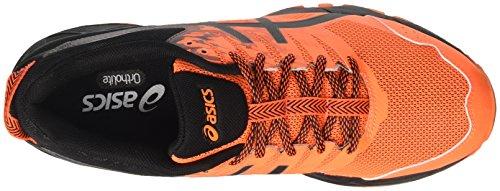Asics Gel-Sonoma 3, Scarpe da Ginnastica Uomo Arancione (Shocking Orange/Black/Carbon)
