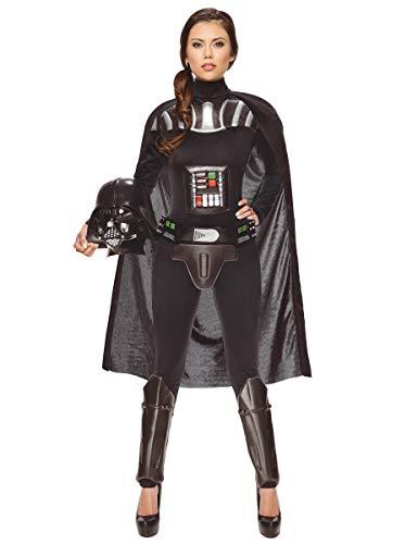 Generique - Darth Vader Kostüm für Damen S