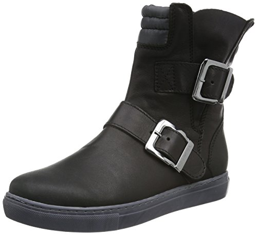andrea-conti-damen-0342708-biker-boots-schwarz-schwarz-002-37-eu