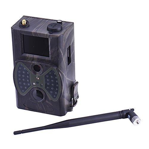 Digital Trail Jagd Spiel Spy Kamera Infrarot-Nachtsicht Outdoor Wasserdicht Wildlife Cam Pfadfinder Stealth Trail Pfadfinder Kamera, HC-300M (Cam Stealth)