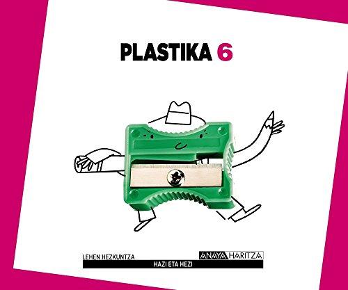 Plastika 6. (Hazi eta hezi) - 9788467883459