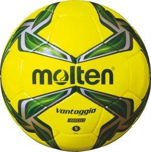 MOLTEN Uni f5V3800de YG Fútbol, Amarillo Verde, 5