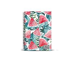 Oh My Pop!- Libretas y Cuadernos, Multicolor (Karactermania KM-38125)