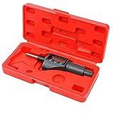 KKmoon Mini Portable LCD Digitalanzeige Mikrometer Zubehör mit einer Reichweite von 25 mm und einer Genauigkeit von 0,01 mm