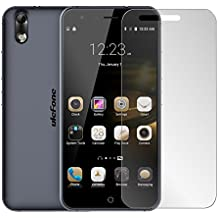 Prevoa ® 丨PROTECTOR de PANTALLA CRISTAL TEMPLADO para Ulefone Paris / Ulefone Paris X 5.0 Pulgada 4G Android 5.1 Smartphone -