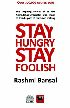 Stay Hungry Stay Foolish Kindle eBook