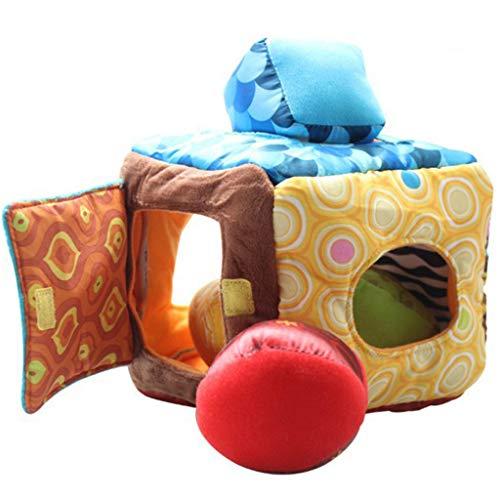 Mitlfuny Kawaii Langsam Dekompression Creme Duftenden Groß Squishy Spielzeug Squeeze Spielzeug,Block Party Baby Blöcke Weiche Stoff Bausteine   Spielzeug Für Kleinkinder (Lego Drucken Stoff)