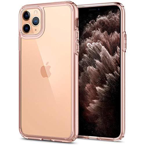 Custodia iPhone 11 Trasparente Spigen Ultra Hybrid Cover Antiurto