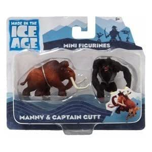 Made in the Ice Age, Mini Figures Diego and Shira: Amazon ...  Made in the Ice...