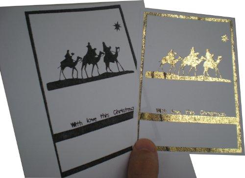 Gold laser toner foil for laser Printers 15cm x 3m - Heat Transfer Foil